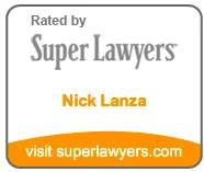 Super Lawyers - Nick Lanza